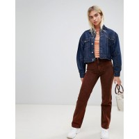 Weekday limited edition mom jeans High rise Just like your standards Concealed fly 1316975 YBUAQZP