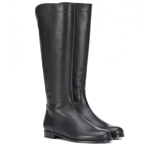 Loro Piana Welly leather boots P00321601 IZHRWAQ