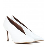 Tabitha Simmons Strike leather pumps P00331939 RXALCDY