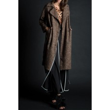 beulah Timeless Wool Coat 100%wool IGUPTFD